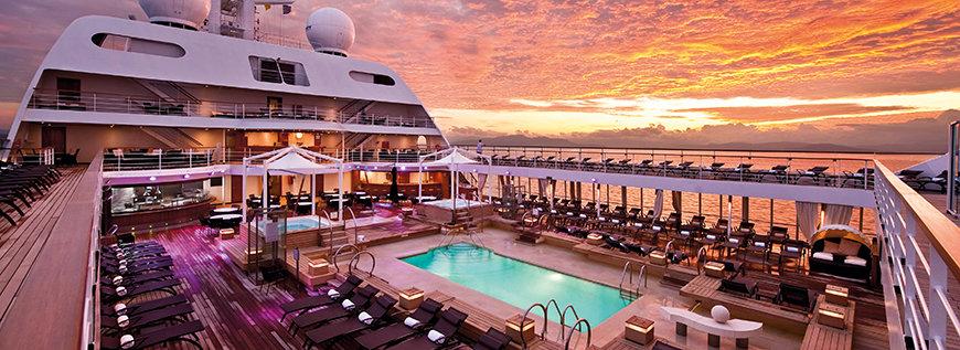 Sprungbrett Cruiseline