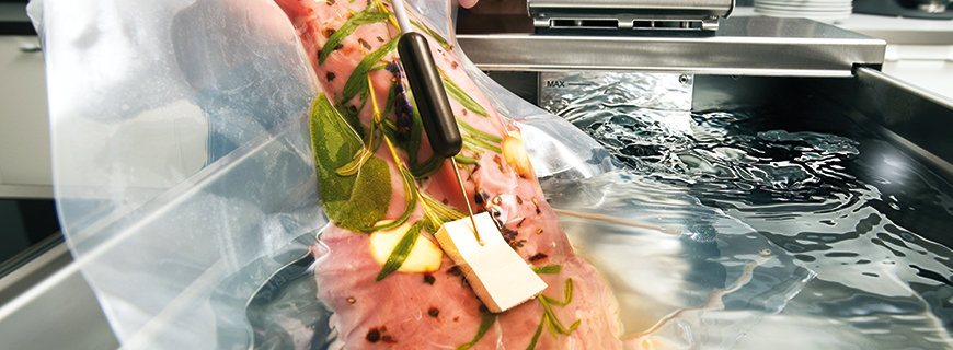 Sous Vide-Garen ist das Kochprinzip der Zukunft