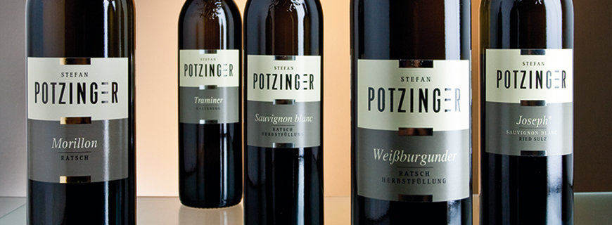Stefan Potzinger, grandiose Weine