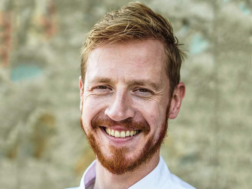 Steven Müller ist neuer Küchenchef im Schweizer Restaurant Chasellas