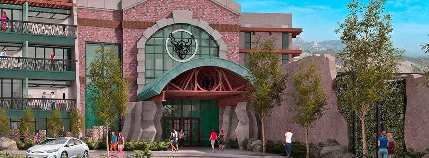 Neues Bier-Hotel in den USA