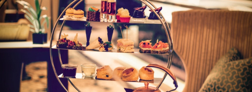 Tea and The City im Ritz-Carlton in Wien