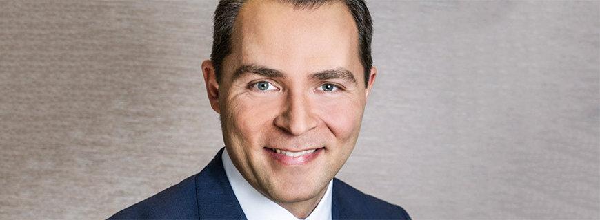 Till Tillmanns, der neue Rooms Divisions Manager im Grand Elysée Hamburg