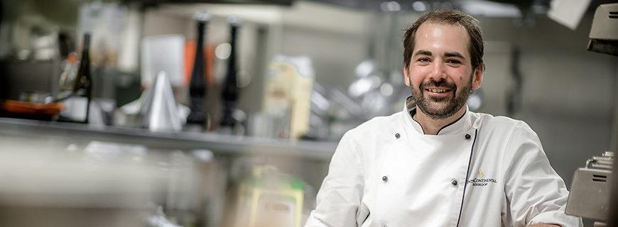 Timo Bosch ist neuer Küchenchef im InterContinental® Düsseldorf