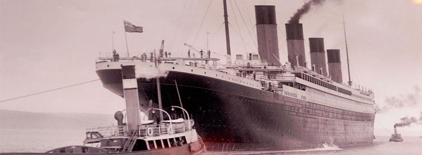 Die RMS Titanic