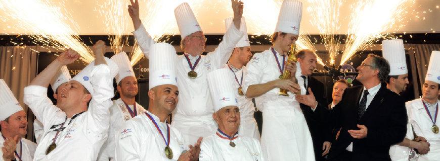 Bocuse d'Or in Lyon