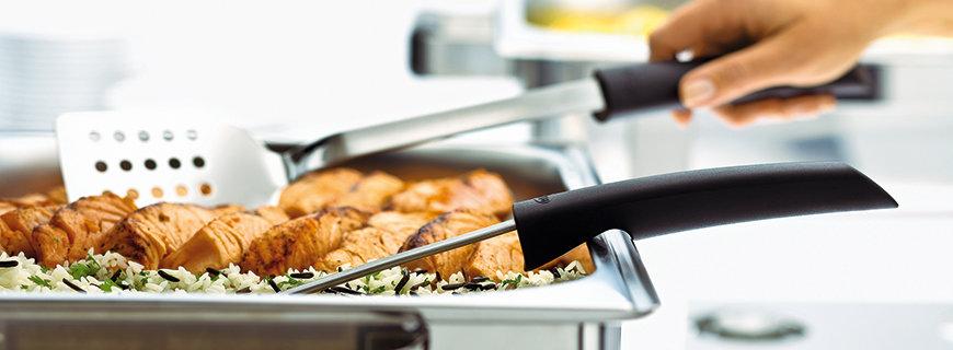 Design und Funktion der RÖSLE-Küchenhelfer