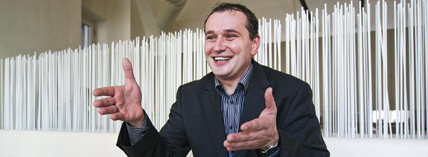 Ernst Stocker, der Wurstspezialist