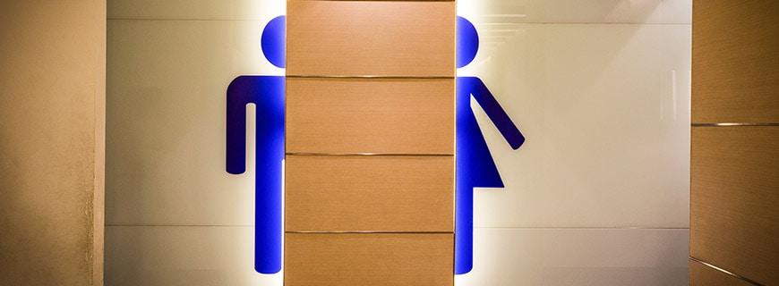 Unisex-Toiletten