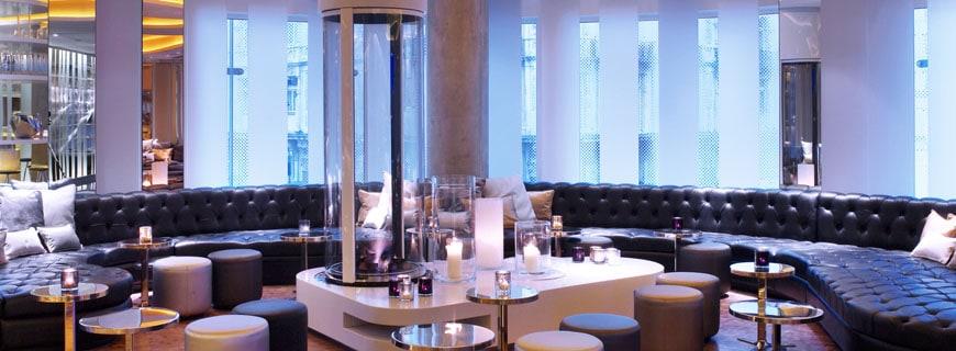Lounge des W London-Leicester