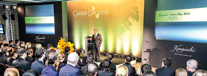 Kempinski Career Day