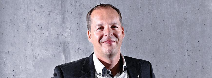 WMF-Division-Professional-Leiter Manuel Harnischmacher