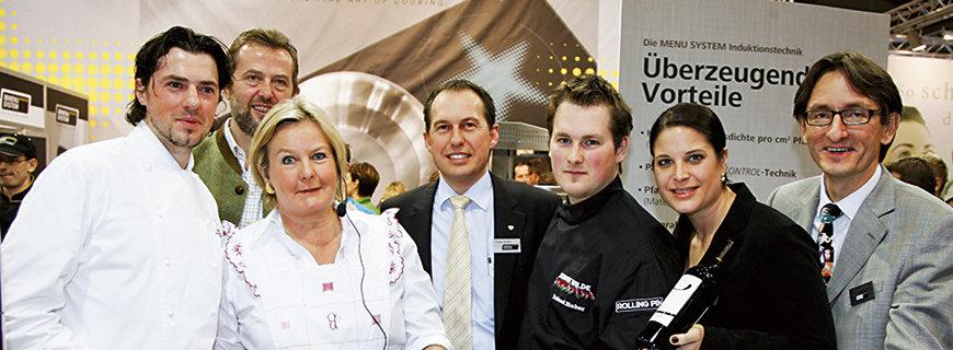 Die Creme de la Creme der Branche auf Österreichs größte Gastronomiefachmesse