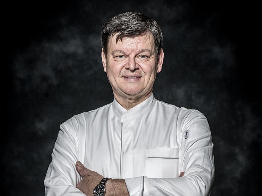 Harald Wohlfahrt im Portrait