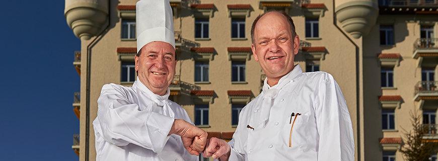 Franz W. Faeh übernimmt von Altmeistern wie Peter Wyss