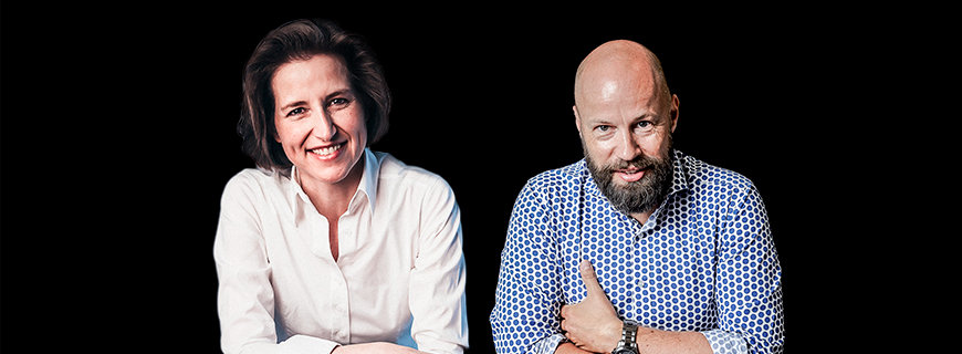 Tina Schulz und Christian Kölling