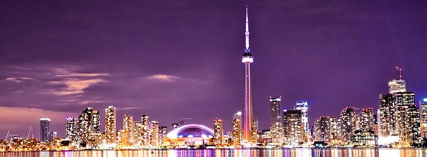 Arbeiten in Toronto