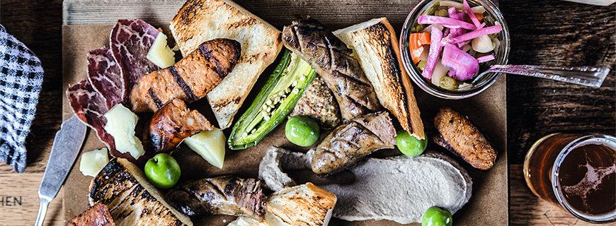 Brunch, Lunch oder Menü am Abend? Nicht nur die Brotmahlzeit ist im Restaurant The Belgard Kitchen zu empfehlen