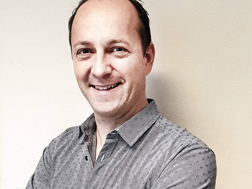 Küchenchef Heiko Schulze im Profil