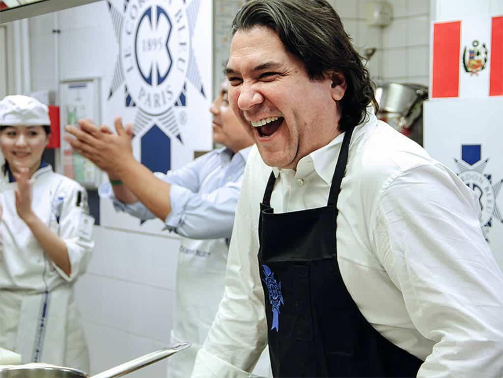 Gaston Acurio, peruanischer Chef
