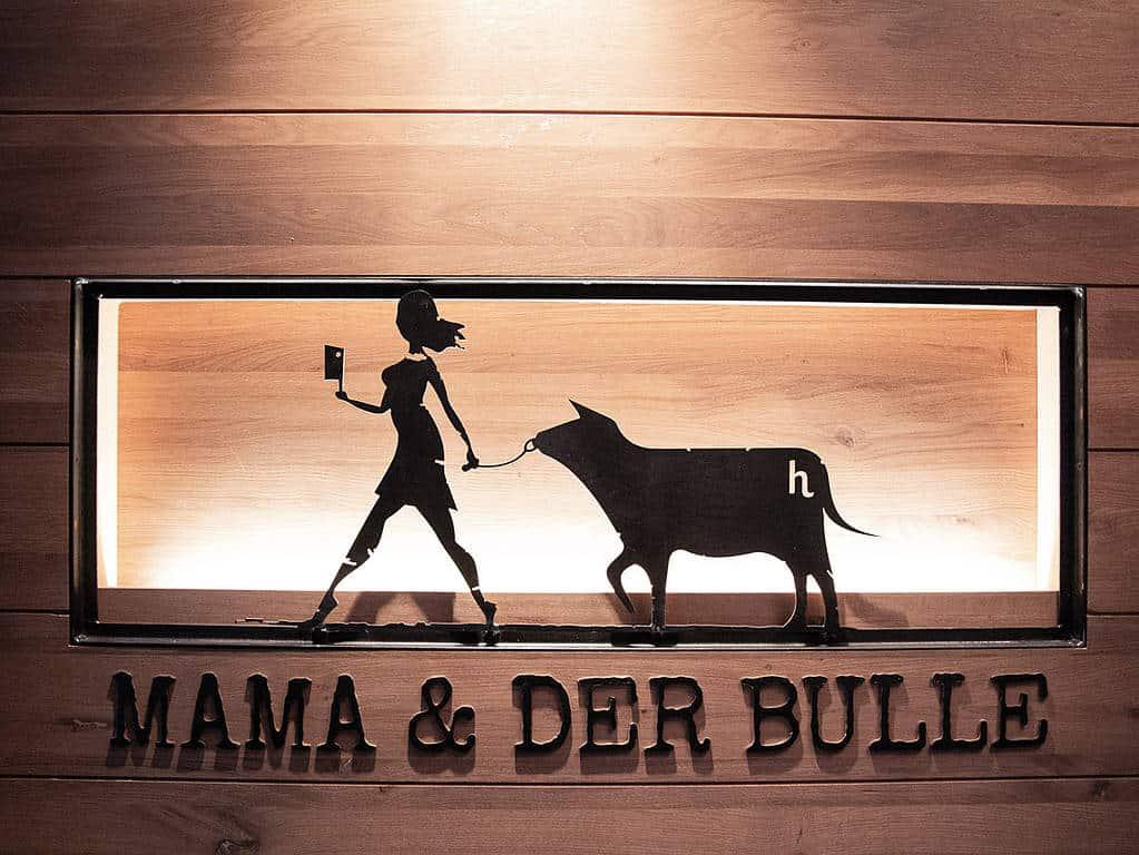Mama & der Bulle