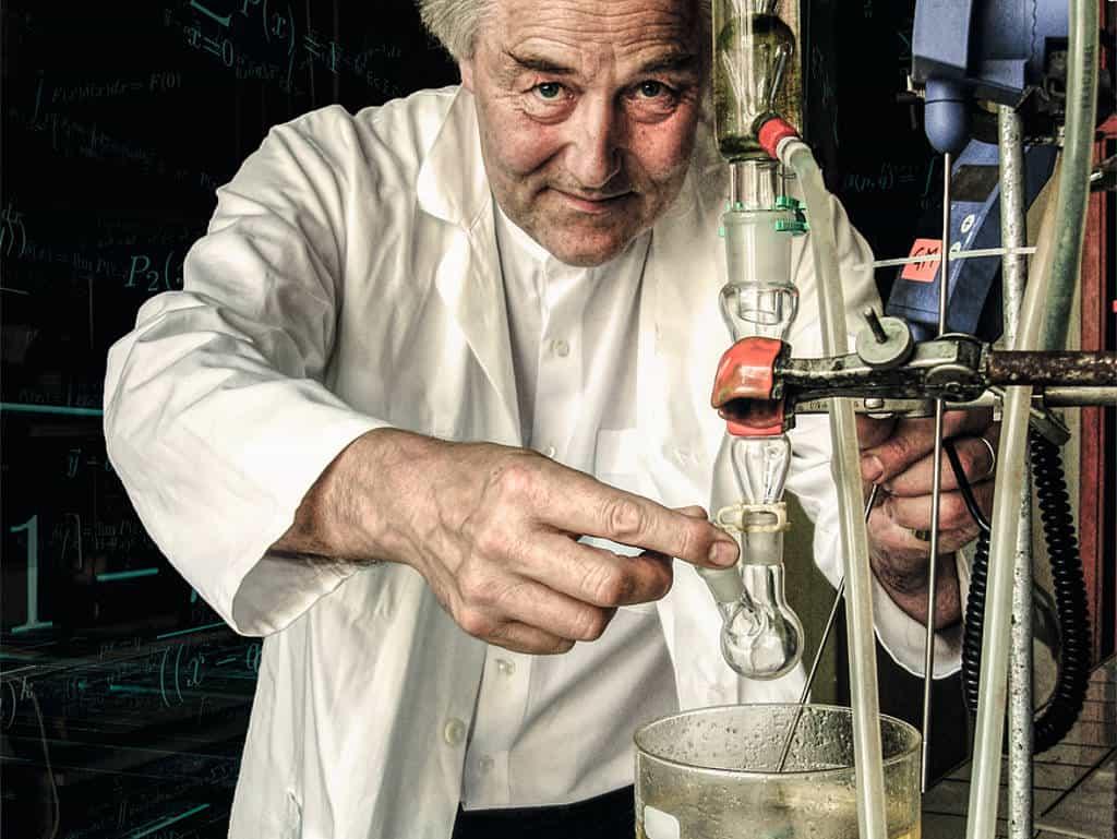 Physikochemiker mit Herz fürs Kochen: Der Franzose Hervé This legte den Grundstein für die Molekularküche.