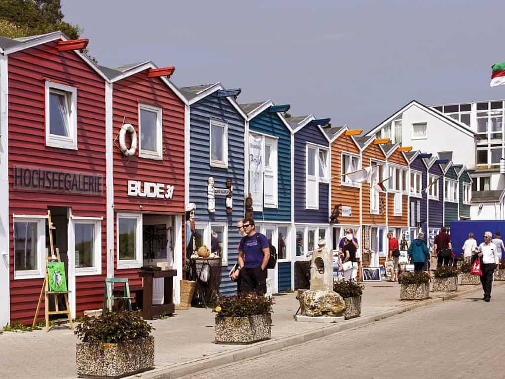 Strandpromenade: Flanieren auf Friesisch sieht so aus