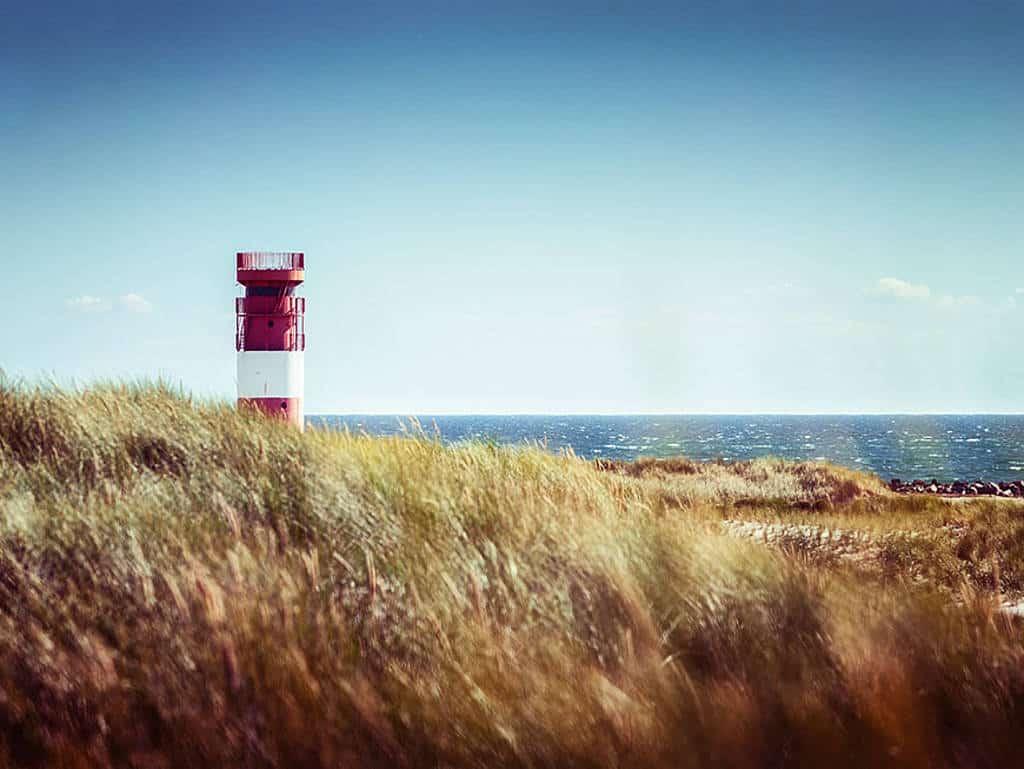 Helgoland ist eine Insel mit einem Ausblick, der zur Ruhe kommen lässt