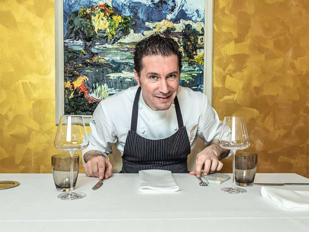 Faruk Neziri bringt italienisches Fine-Dining nach Graz