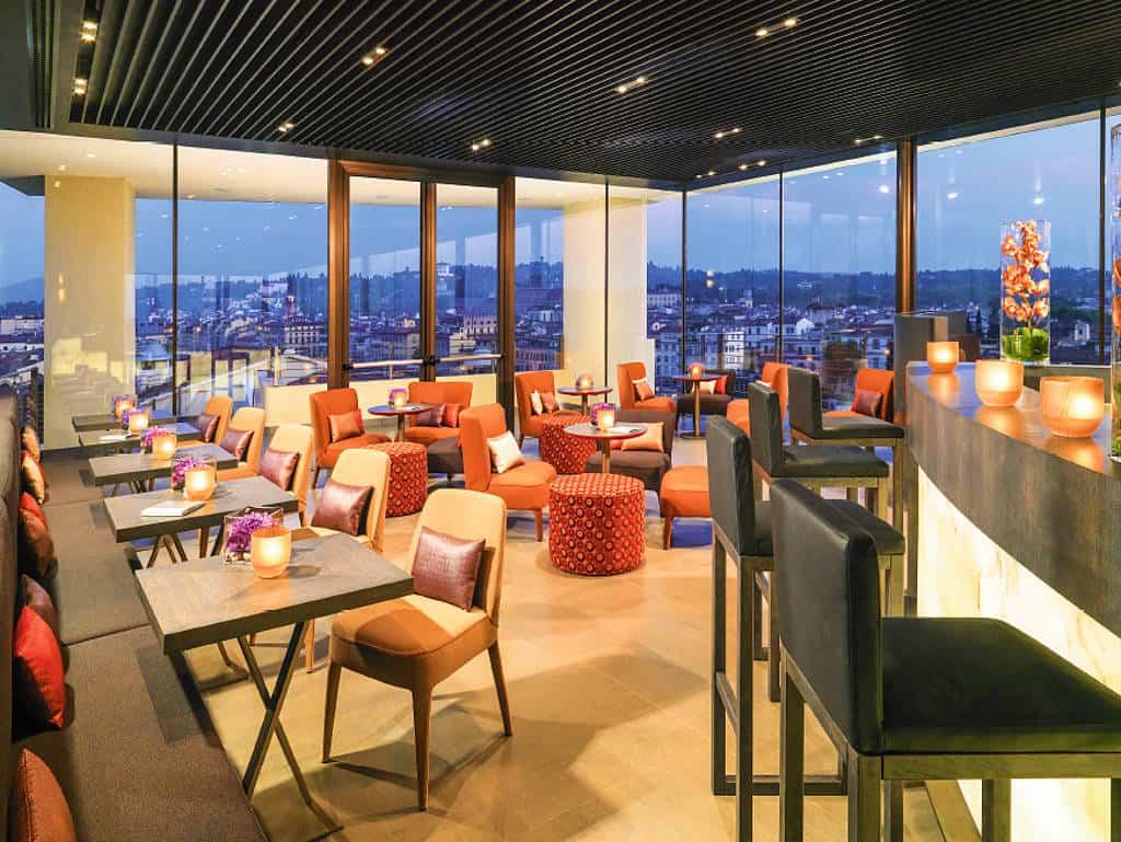 Erstklassige Kulinarik und modernes Design im Westin Excelsior Florence