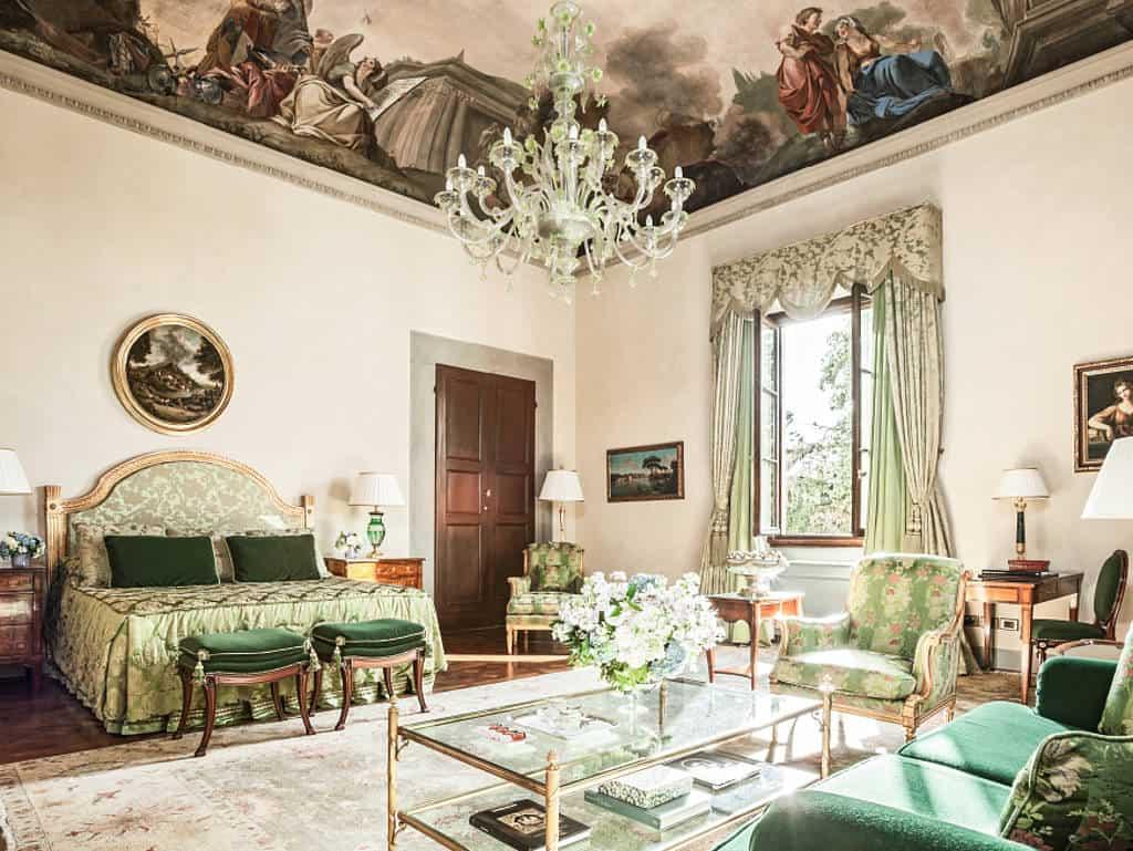 Luxus erleben im Four Seasons Firenze