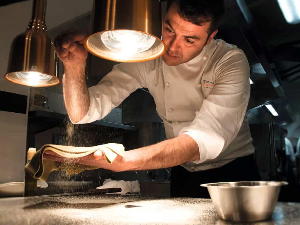 Italienische Küche von Profis lernen im Fresco Baldi