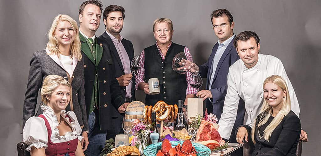 Familie Grossauer versorgt Graz von Klassikern bis zur Spitzengastronomie