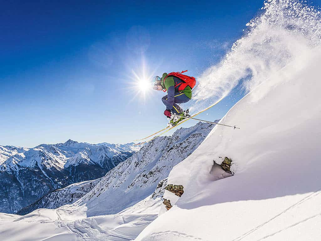 Skisport inklusive