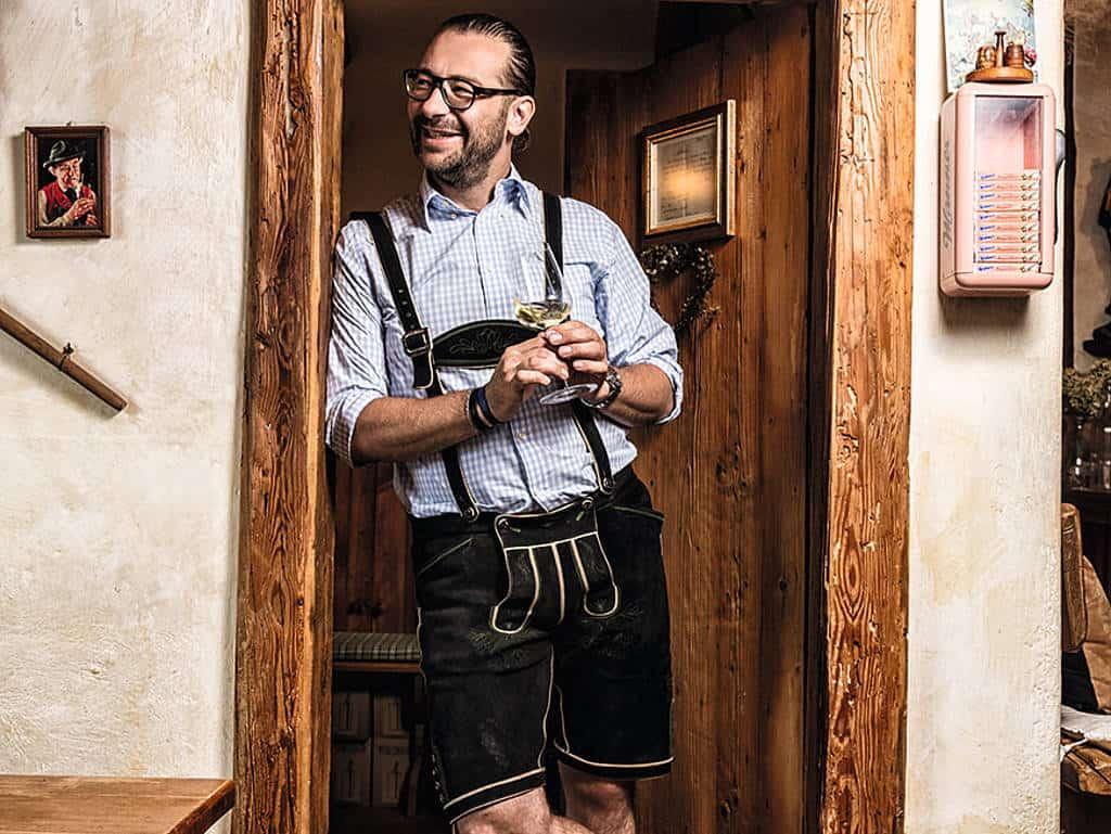 Bernd Pulker - Gastwirt durch und durch