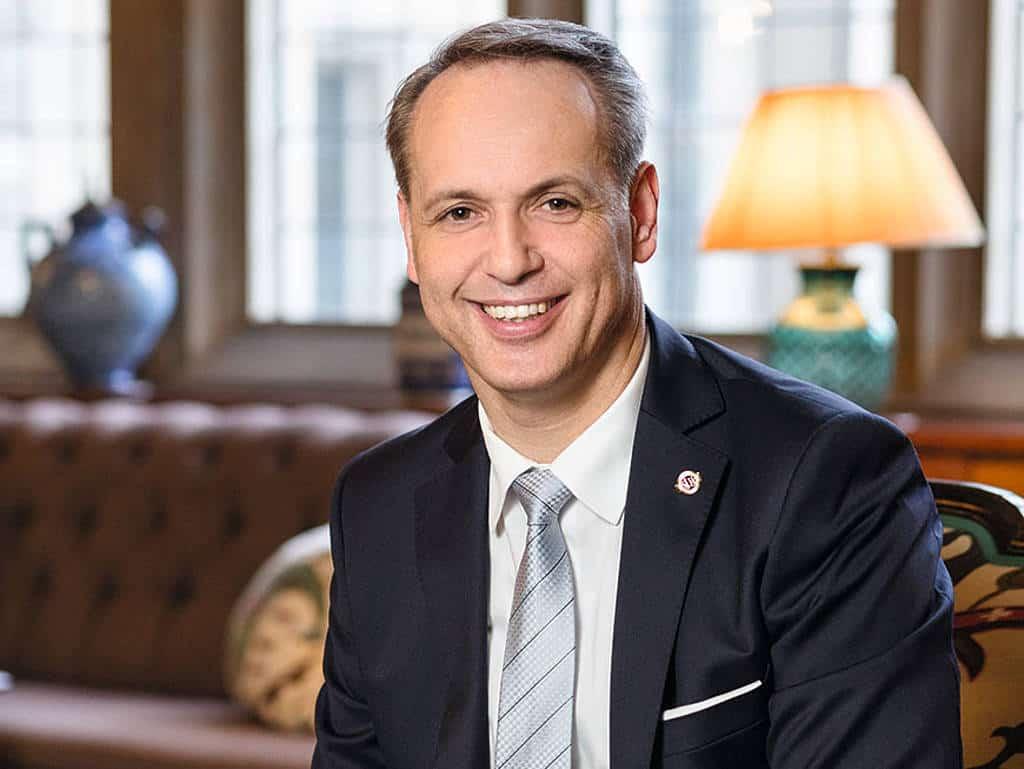 Franz Zimmermann ist seit 2018 Generaldirektor und ist mit jeder Menge Erfahrung im Gepäck angereist