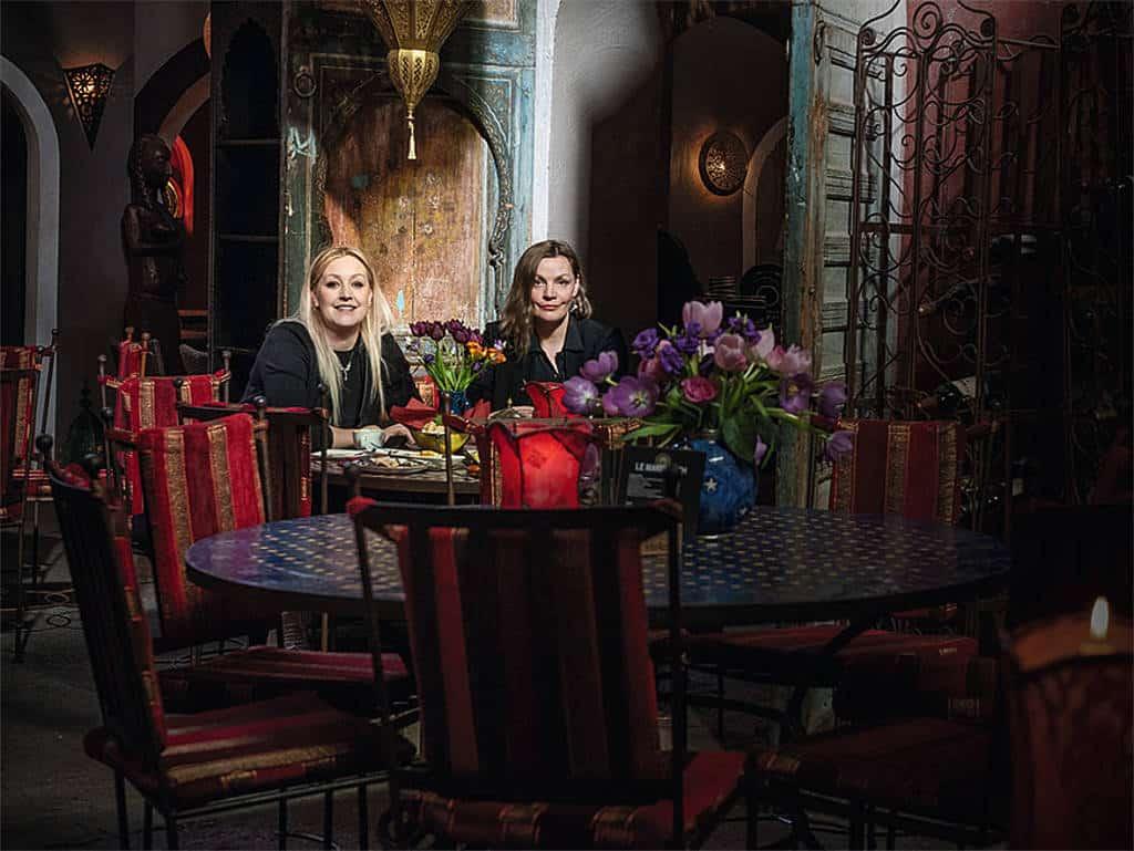 Kirsten und Verena Wellenkamp