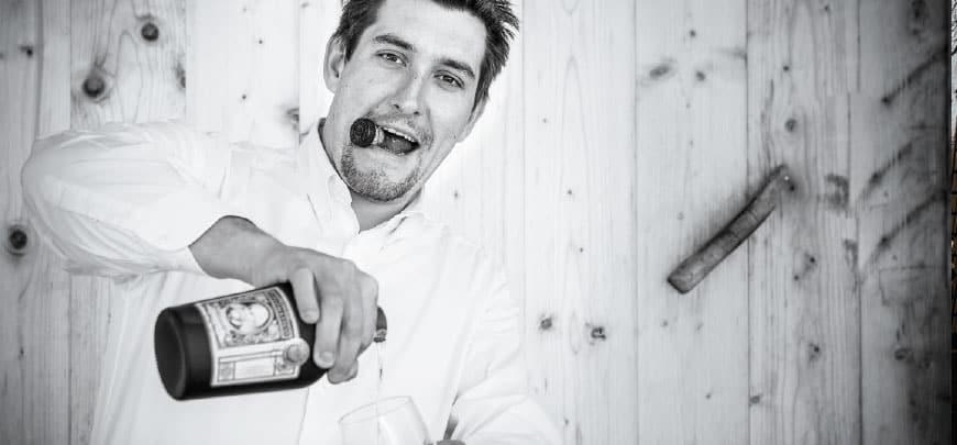 Hotelkaufmann Hannes Ager
