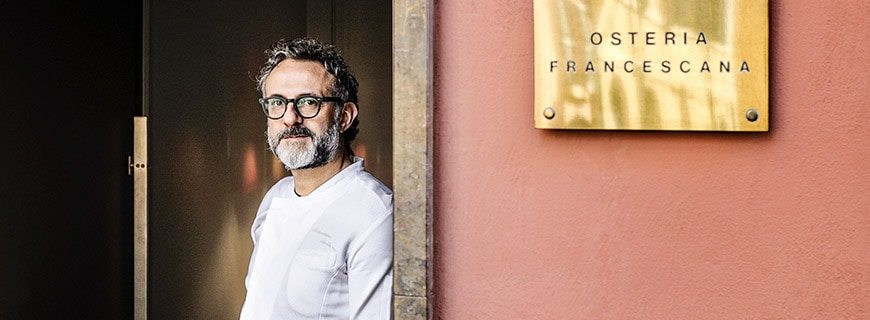 Massimo Bottura, Platz 1 der World's-50-Best-Restaurants-Liste 2016