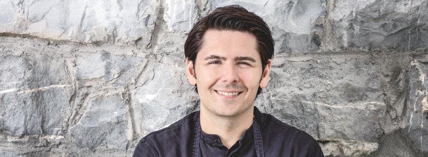 Der 2-Sterne-Koch Nenad Mlinarevic