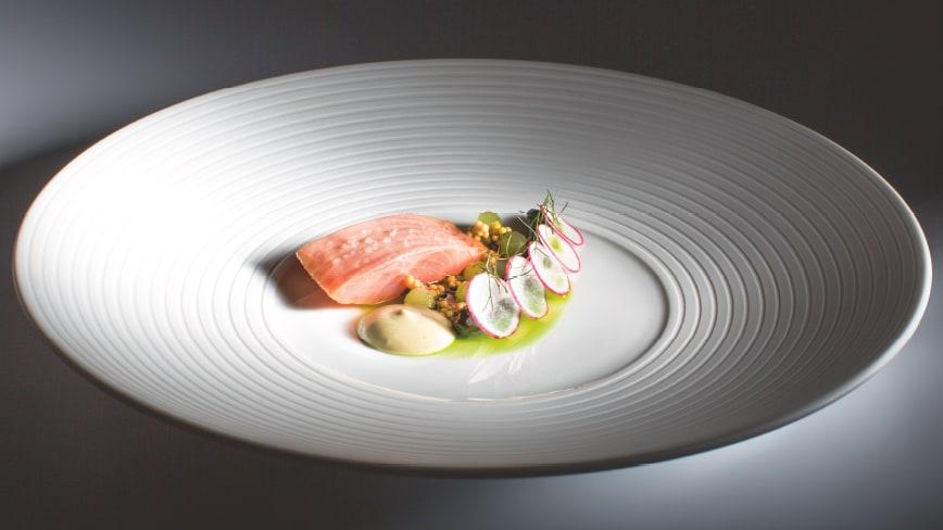 Kulinarische Vielfalt von Der 2-Sterne-Koch Nenad Mlinarevic