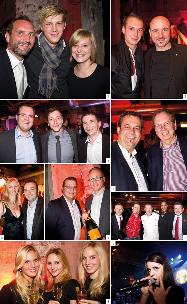 Gastro Premium Night 2012