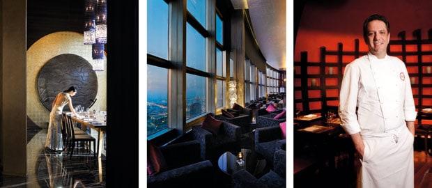 Eindrücke eines Hotels in Dubai