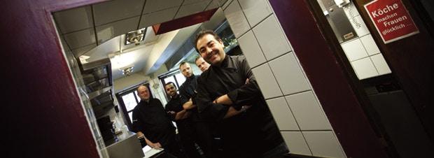 Küchenmannschaft Amadors