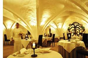 Das Restaurant Kong Hans Kælder