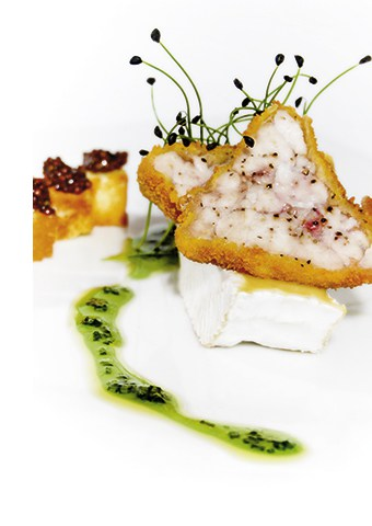 kulinarische Ideen mit Bries