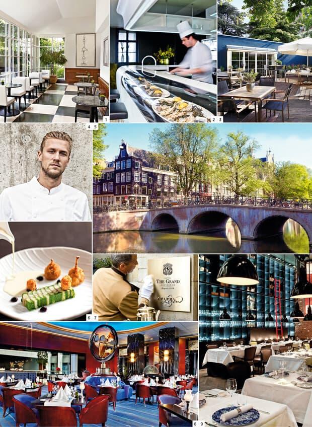 Eindrücke von Amsterdam