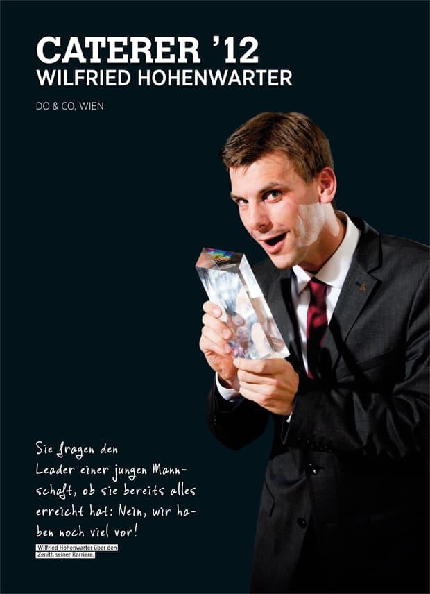 Wilfried Hohenwarter Caterer 12