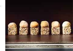 Brot mit Raz al Hanout