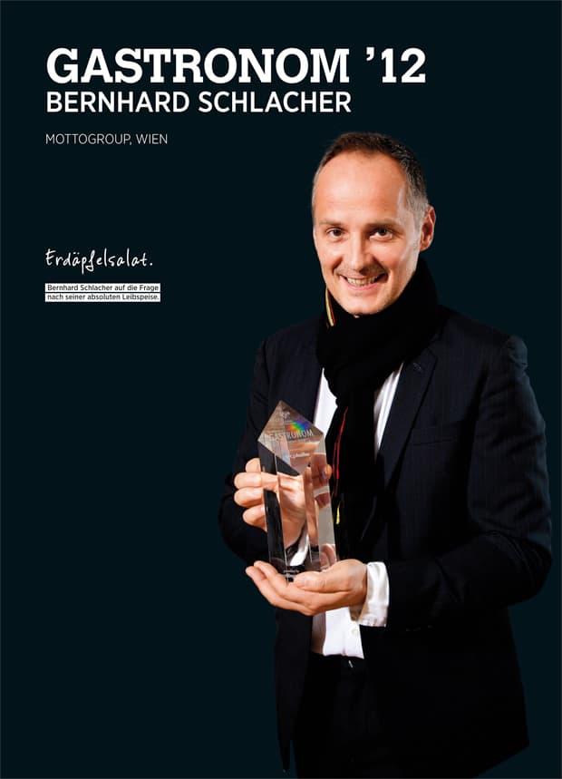 Bernhard Schlacher Gastronom 12